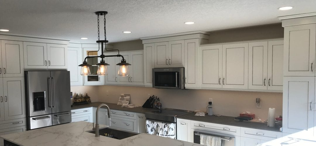 Image of a Kitchen Renovation By Exquisite Electric