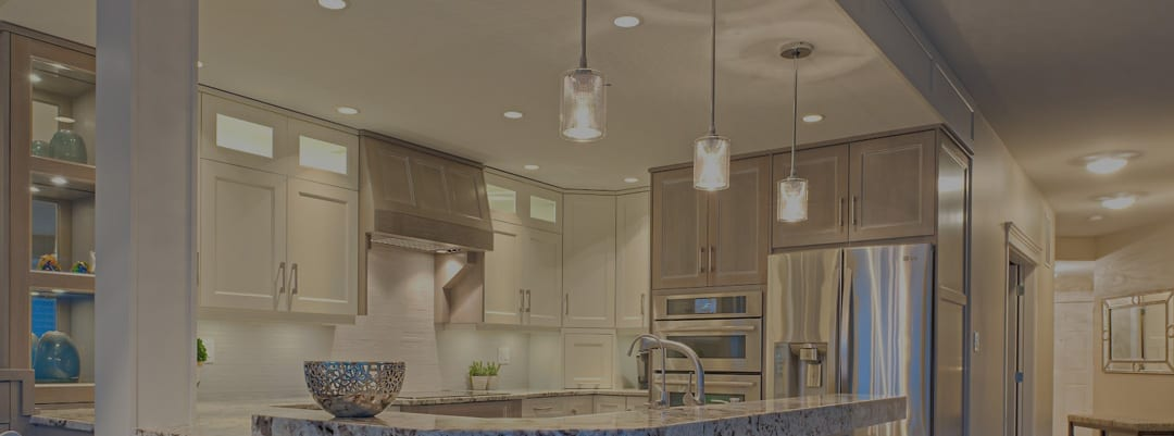 Exquisite Electric Home Page Header Image of Kitchen Lighting